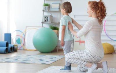 Czy Twoje dziecko ma prawidłową postawę i zdrowy kręgosłup?